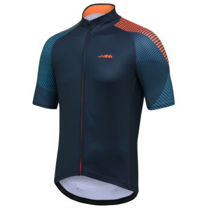 Buy your dhb Blok Prism Lightweight SS Thermal Jersey - Short Sleeve  Cycling Jerseys from Wiggle. 246ea35c9