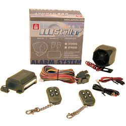 Stellar Alarm W/ 1 Birt Relays  The Stellar™ ST7000 Alarm with 1 BIRT Relay will protect your vehicle and all its contents from would-be thieves. By using BIRT (built-in relay technology,) installation is quick and easy. The ST7000 has the ability to...