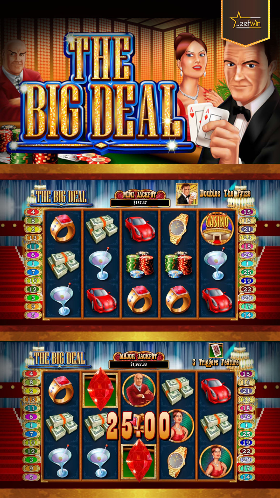 Win the Biggest Deal of Your Life. Play and Win Real Money