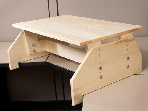 Wallsproutz Standz 900 Adjustable Standing Desk Converter 30 X18 Standingdesk Diy Standing Desk Desk Stand Up Desk