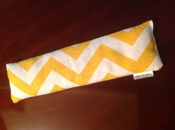 Cute And Stylish Eye Pillow For Heating Or Cooling Made With Rice