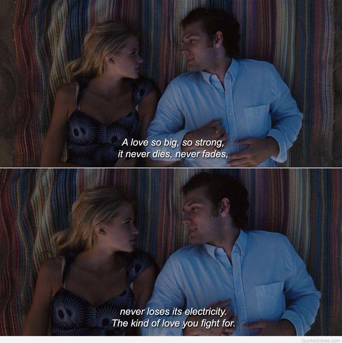 Endless Love Cine Pinterest Peliculas Cine Y Frases