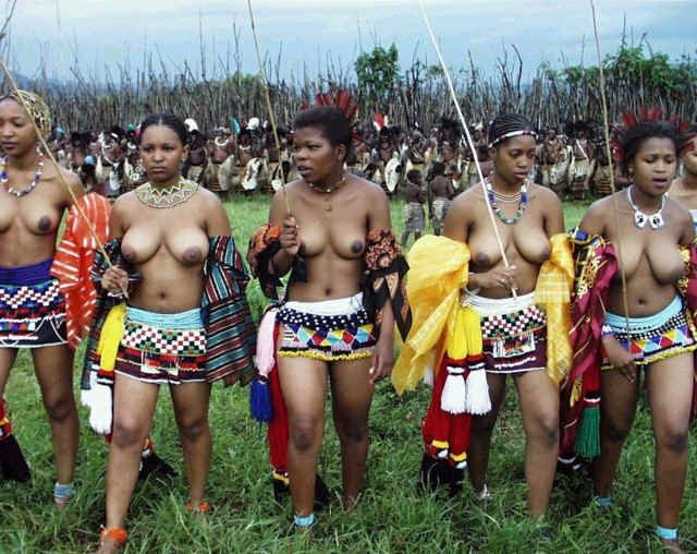 zulu  maiden naked