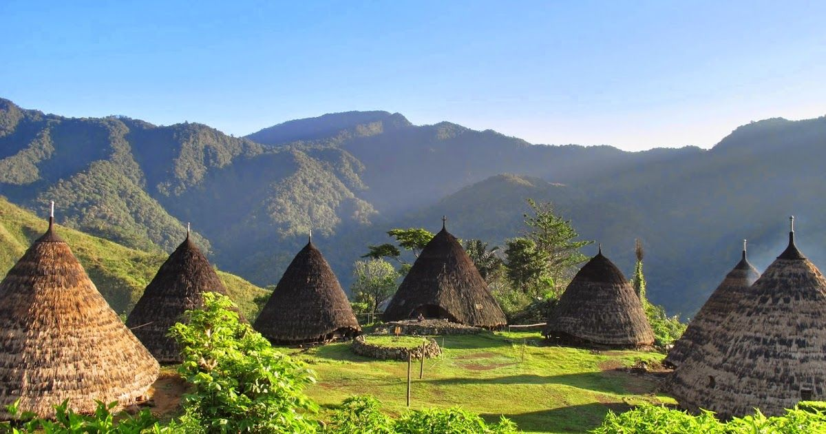 Paling Hits 30 Pemandangan Desa Di Indonesia Bandung Merupakan Salah Satu Kota Besar Di Indonesia Yang Mempunyai Di 2020 Pemandangan Taman Nasional Komodo Indonesia