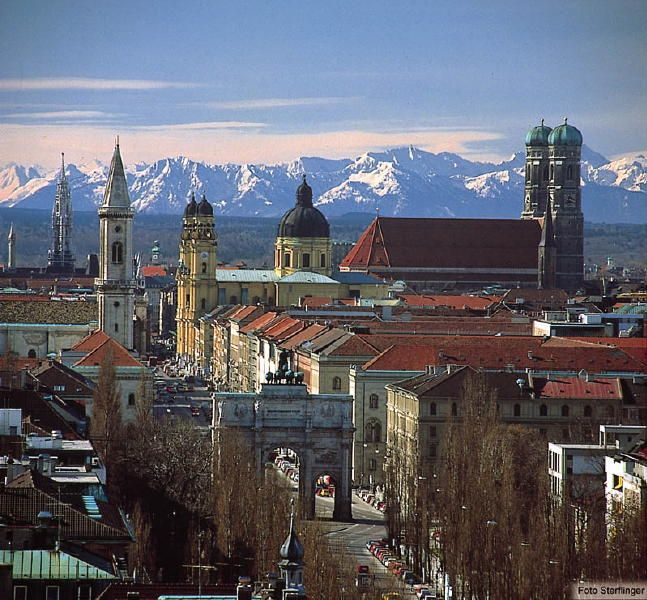 München this is where i was born in munich germany germany