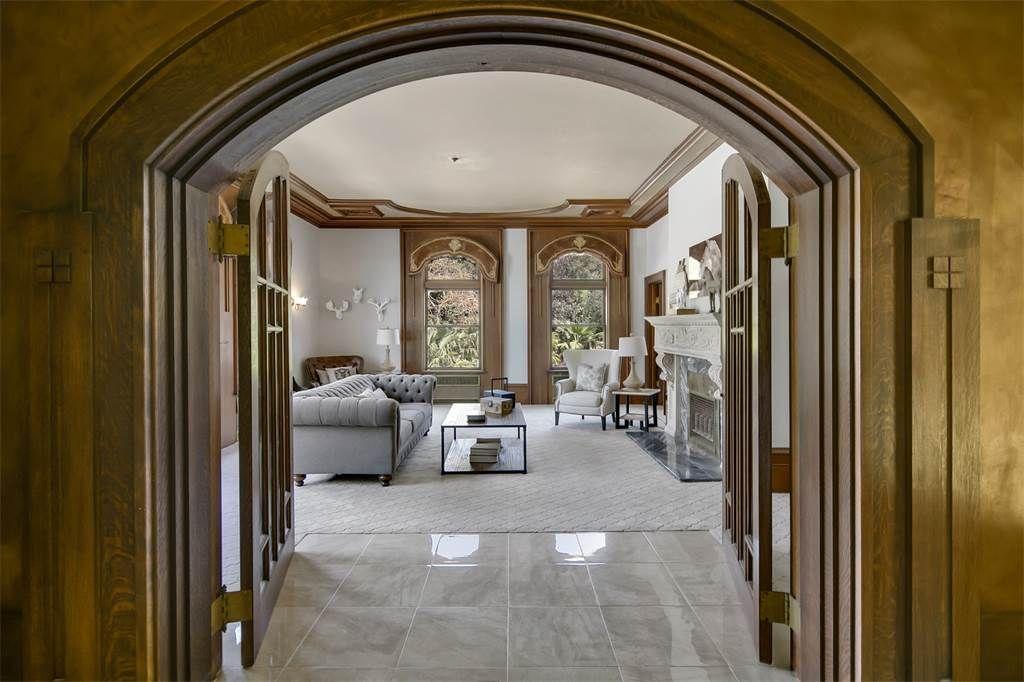 Historic Estate in Berkeley, California.