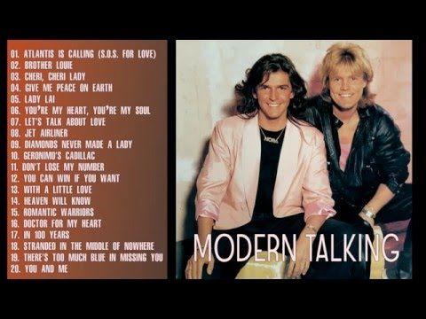 modern talking greatest hits top 20 hits of modern talking best songs