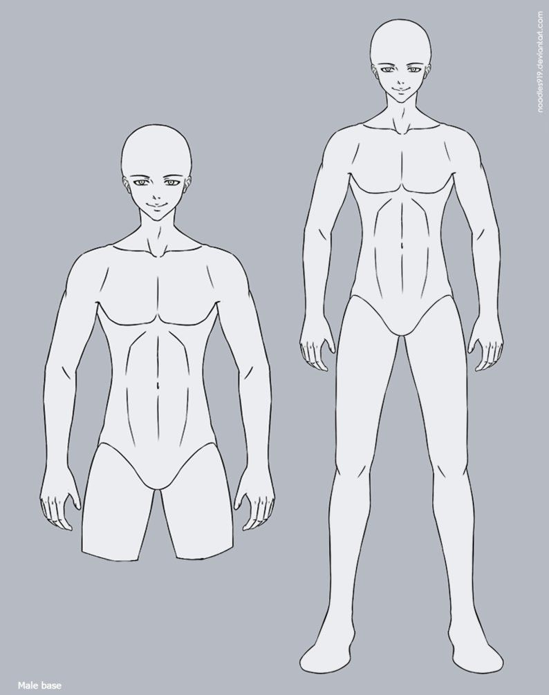 Male Base 2 F2u By Noodles919 Adopts Deviantart Com On Deviantart Anime Male Base Anime Guys Anime Base