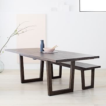 Logan Industrial Expandable Dining Table in 2018 Furniture