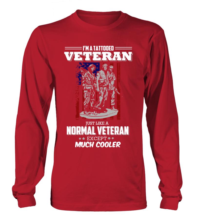 I'm Tattooed Veteran