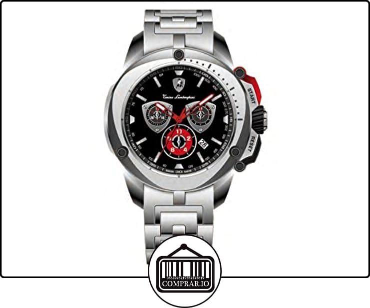 7acbcdb63c83 Tonino Lamborghini Reloj los Hombres Cronógrafo Shield 7832 ✿ Relojes para  hombre - (Lujo) ✿
