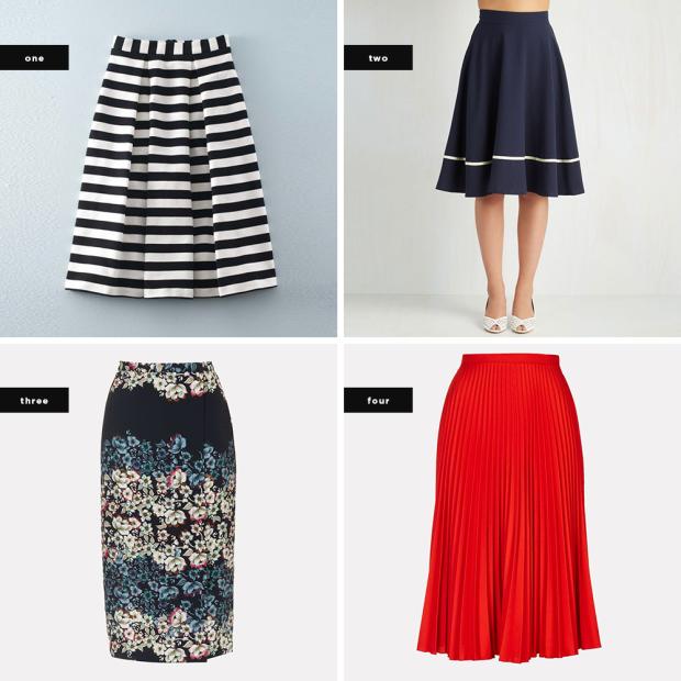 fe50cc7e8f #highwaisted Boden, Everyday Fashion, Stitch Fix, High Waisted Skirt, High  Waist