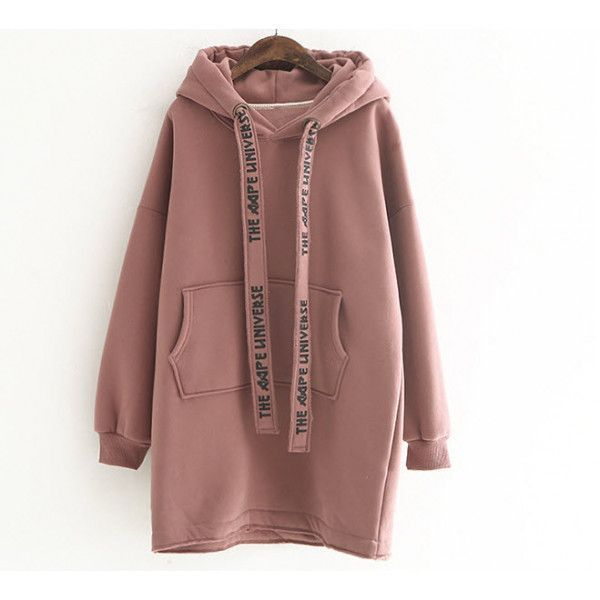 Photo of New Women Girls Fashion Korean Winter Autumn Top Pull …