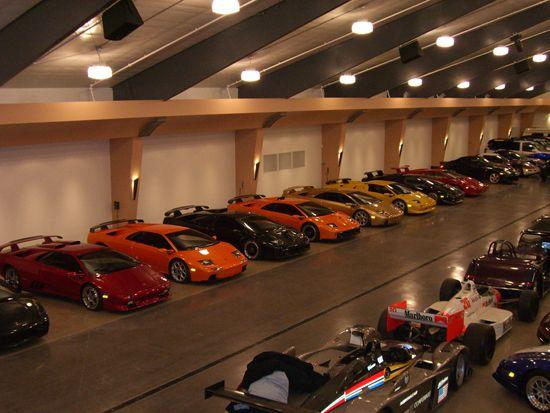 The Most Awesome Garage Thread Turboduck Luxury Car Garage