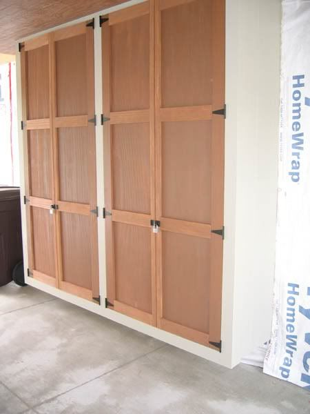 Charmant Image Result For Garage Cabinet Doors
