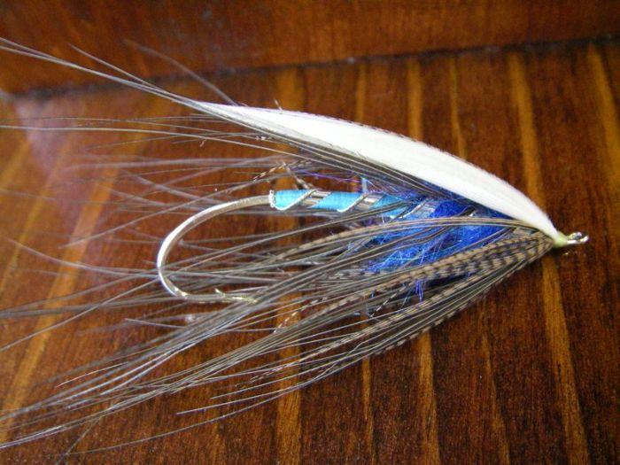 Blue Angel Spey Fly