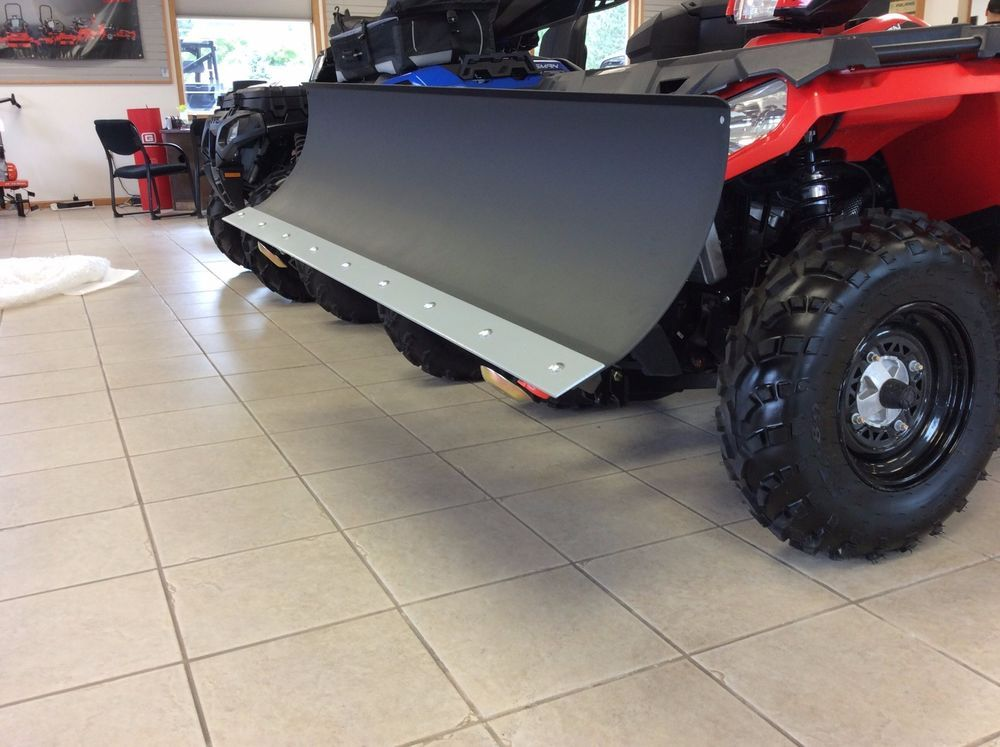 Cycle Country 4 Wheeler Atv Snow Plow System 10 0030 33 0000 150050