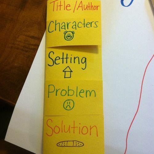 foldable story elements
