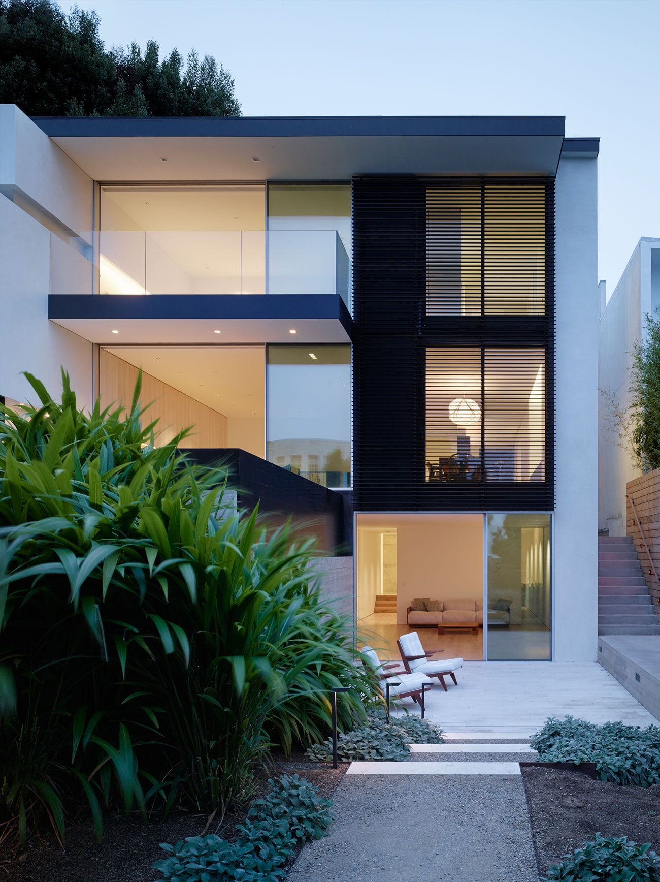 An Elegant Contemporary Home Designed By Aidlin Darling Design