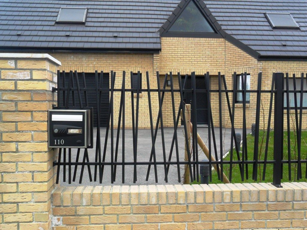 cl ture aluminium bambou fabriquant cl ture garde corps pinterest rejas fachadas. Black Bedroom Furniture Sets. Home Design Ideas