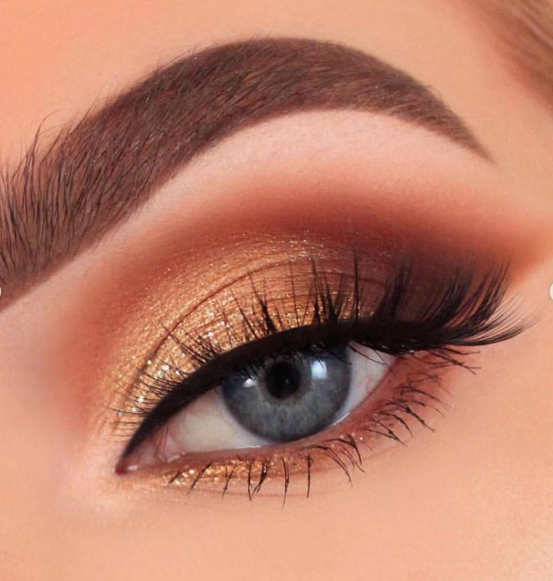35 Superbe conception de maquillage pour les yeux chatoyants à essayer en 2019 Page 7 sur 7 # 2019 #eye #e …