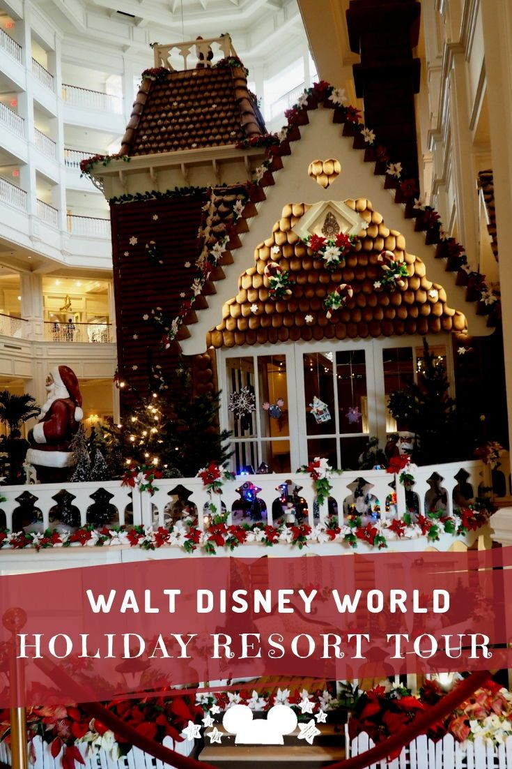 try a walt disney world resort holiday tour if you need a park free day at disney during the holiday rush disneyresorts disneyholidays disneychristmas