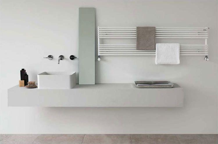 Esempi di termoarredo bagno dal design moderno e originale