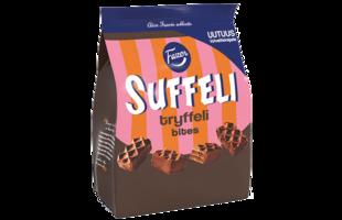 Suffeli, chocolate cookies, Fazer