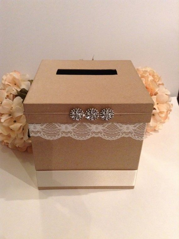 Pin On Special Card Money Box Collect Love For Wedding