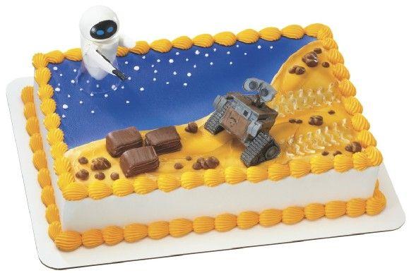 Wall E Birthday