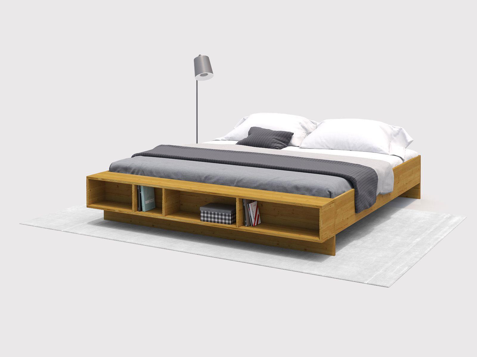 Bett Wilhelm selber bauen Alle Möbel in 2020 Bett