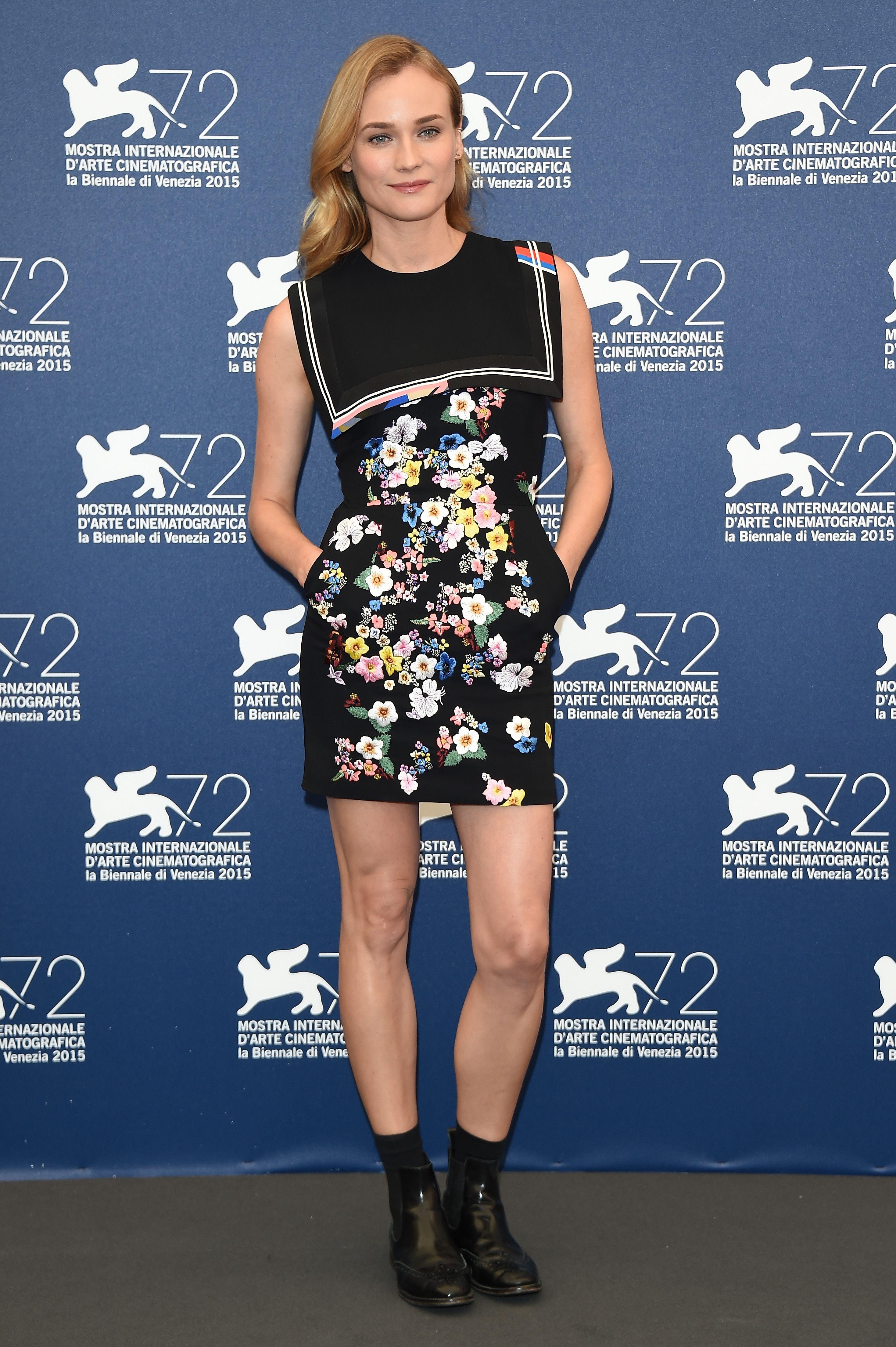 a643fbb6904a Diane Kruger at Venice Film Festival 2015