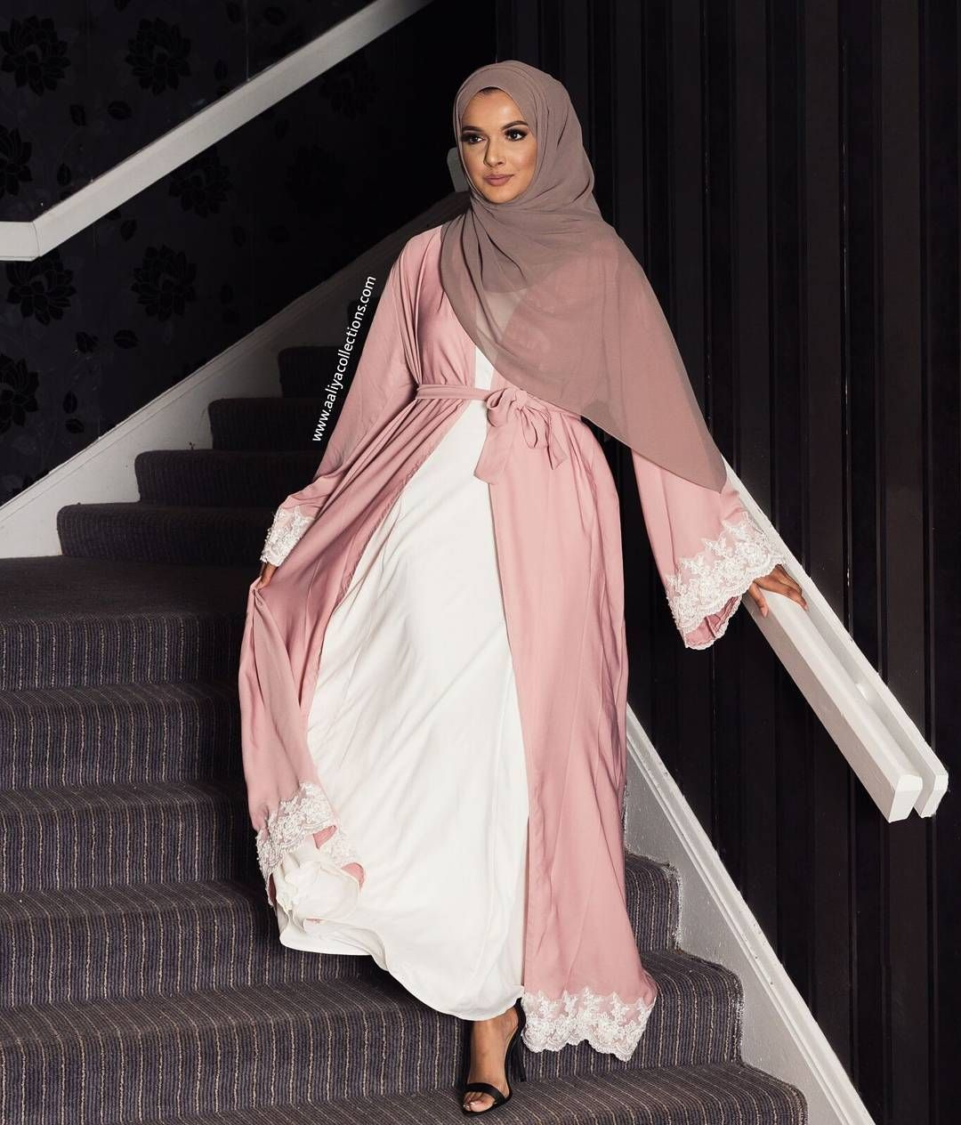 Sakina Abaya Available in our Made to Order collection www ...