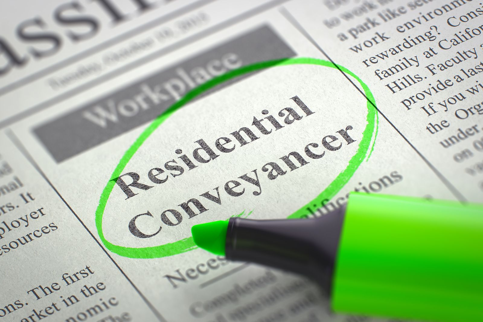 Role of Bristol Conveyancing Specialists in the Homebuying