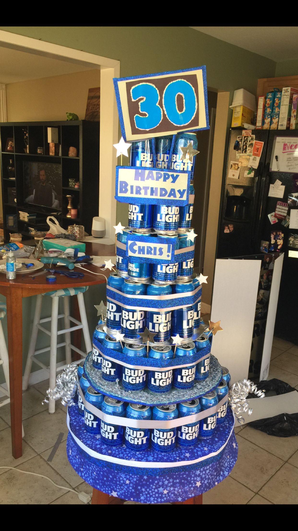 30th birthday cake for him 30th birthday birthday cake