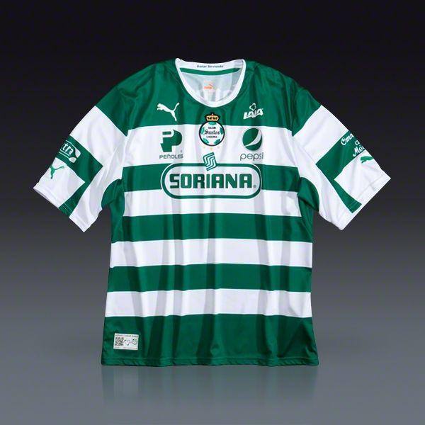 premium selection 03d3a 392ec Santos Laguna   Santos Laguna   Soccer cleats, Soccer gear ...
