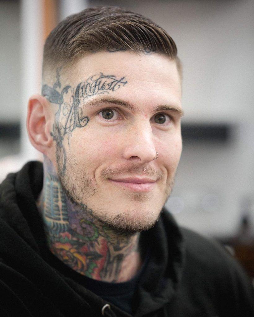 15 Awesome Slick Back Haircuts For Men Men S Hairstyles Mens Haircuts Short Mens Hairstyles Short Slick Back Haircut