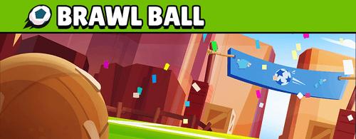 Brawl Stars Brawl Ball Game Mode | Brawl, Ball, Stars