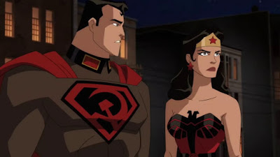 DVD & Bluray SUPERMAN RED SON (2020) Animation in 2020