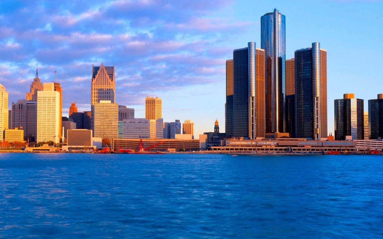 Detroit Wallpapers Full Hd Detroit Wallpaper Detroit Skyline Ios Wallpapers