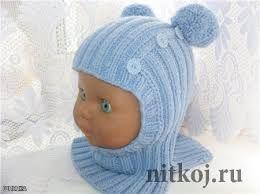 картинки по запросу вязаные шапочки на новорожденных мальчиков