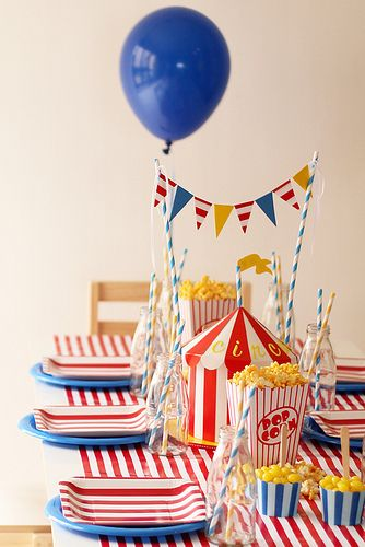Circus Party | Carnival themes, Carnival and Banners