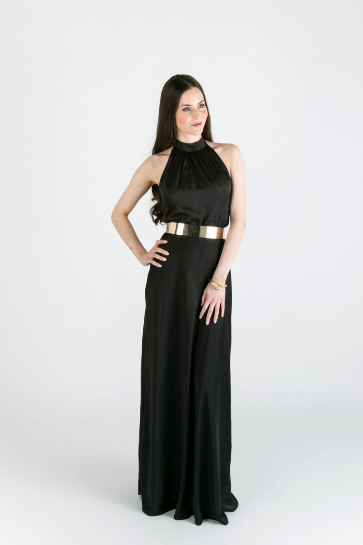 Best wedding dresses for the maids  Maids to Measure  Maid In Black  Black bridesmaids Maids and
