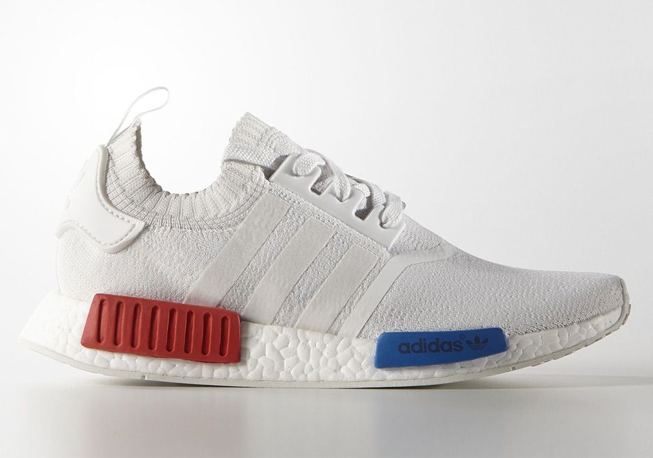 dc63fafebc8d8 adidas To Release A White Version Of The OG NMD R1 Primeknit -  SneakerNews.com