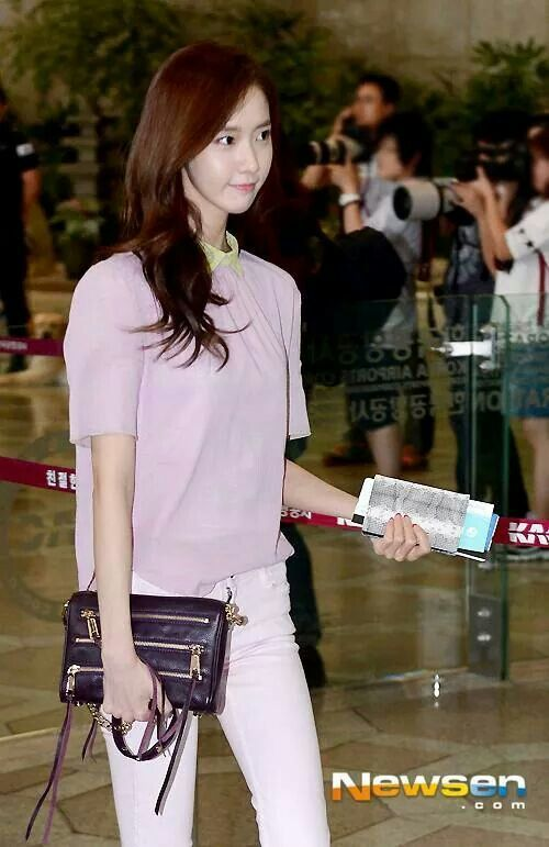 Recent Airport Fashion Snsd Im Yoona Fashion Pinterest