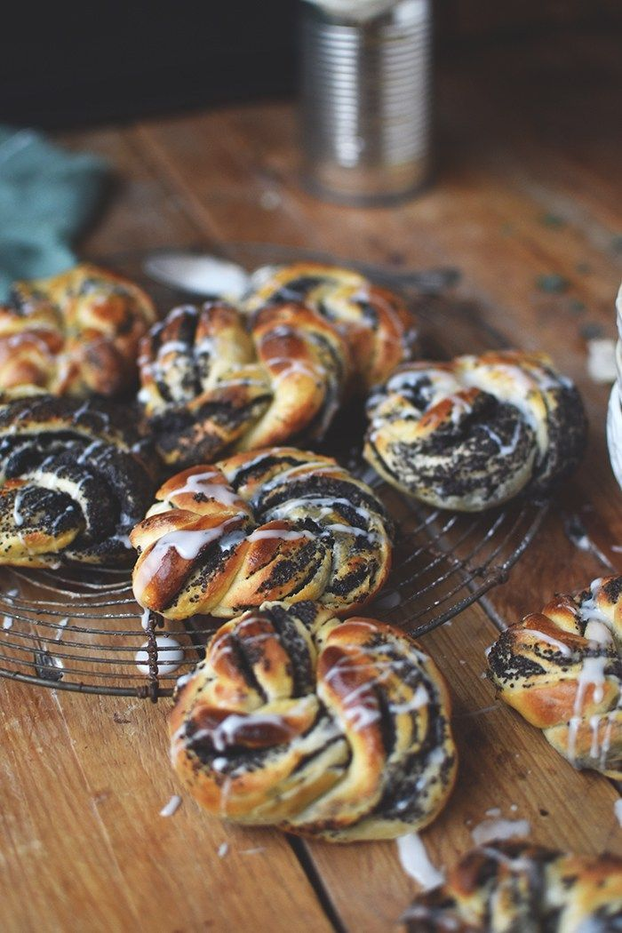 Photo of Poppy seed ring: Simply delicious! ⋆ Crunchy room