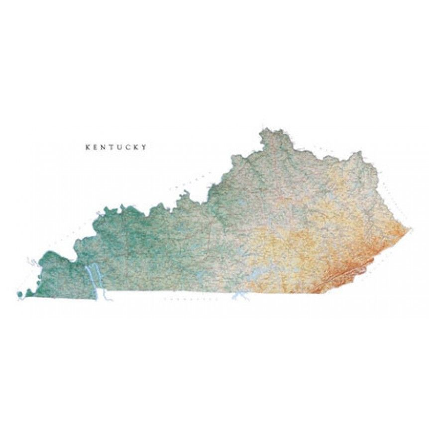 kentucky wall map Google Search kentucky