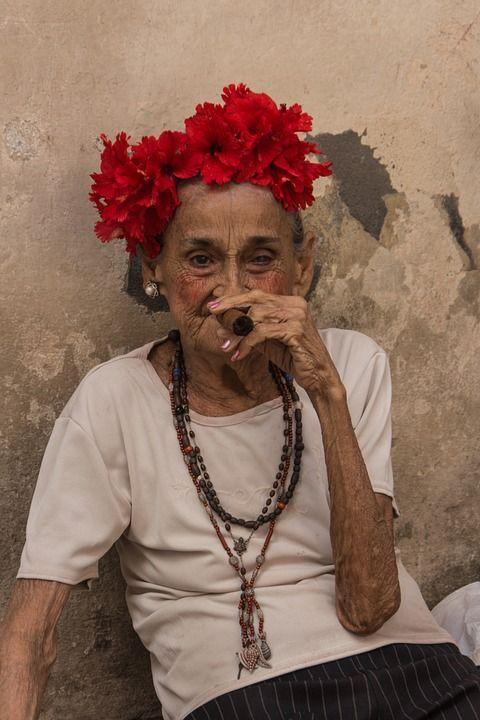 Frauen auf kuba