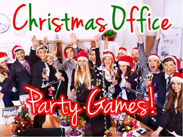 Christmas Party Office Games Shake Up Your Office Party With These