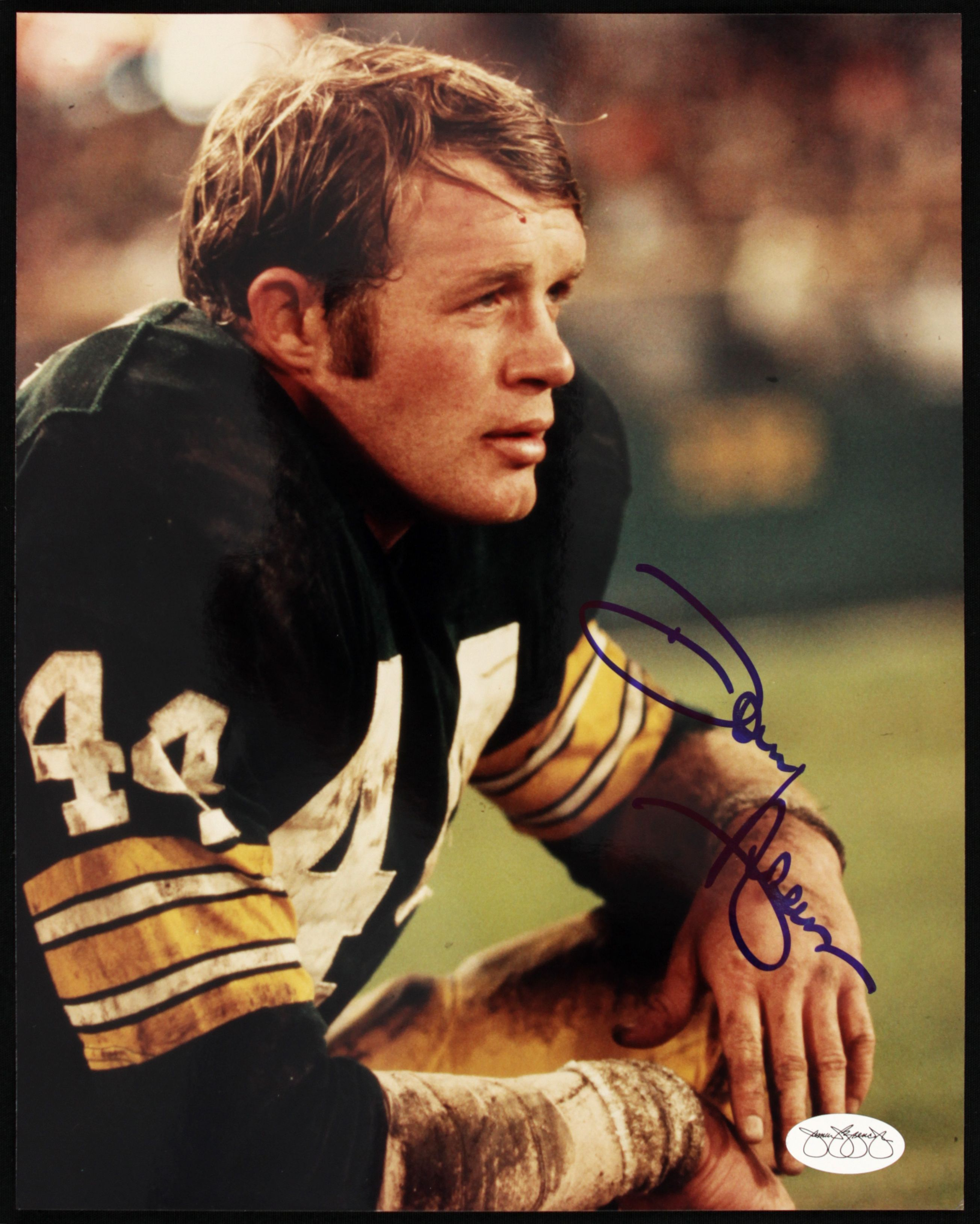 Donny Anderson (44), running back, from 1966 to 1971